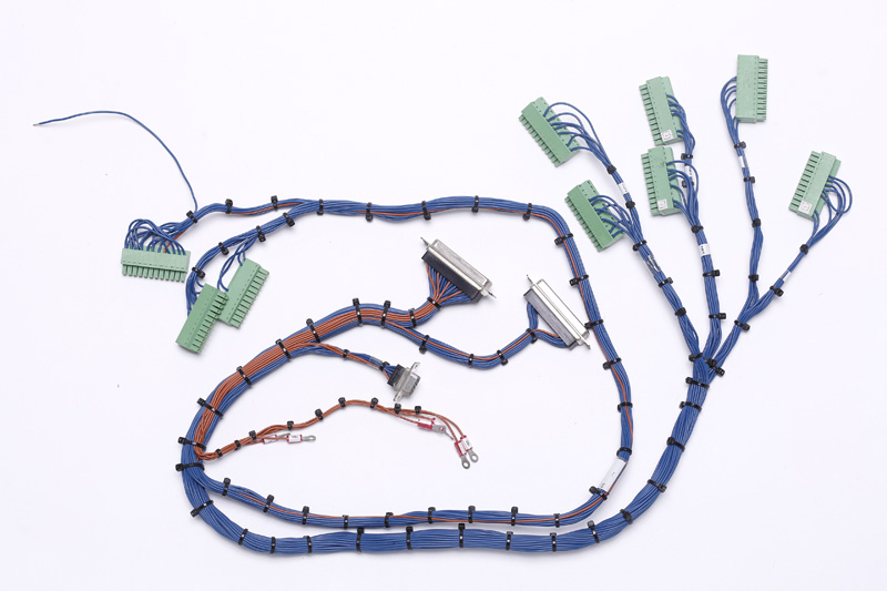 Industrial data cable Wire harness